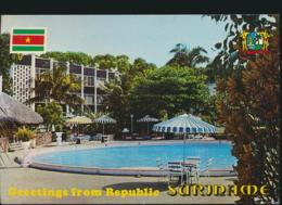 Suriname - Torarica Hotel [AA23-1.418 - Surinam