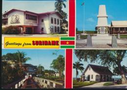Suriname - Kantoor Distr. Commiss. [AA23-1.425 - Surinam