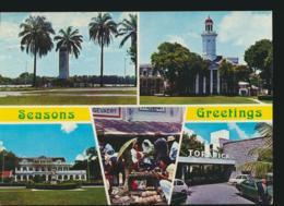 Suriname - Seasons Greeting [AA23-1.434 - Surinam