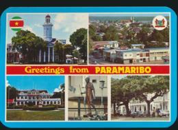 Suriname - Paramaribo [AA23-1.442 - Surinam