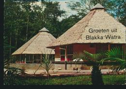 Suriname - Blakka Watra / Boven-Suriname [AA23-1.445 - Surinam
