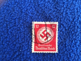 Germany -1934 Issue,  Canceled & Hinged - Used Stamps