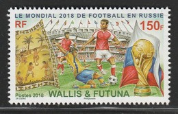 WALLIS Et FUTUNA - 2018 - Mondial De Football En Russie - Wallis-Et-Futuna
