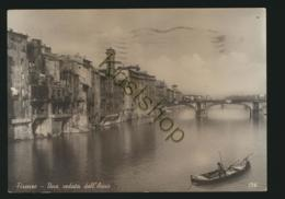 Firenze - Una Veduta Dell'Arno [AA23-2.118 - Italie