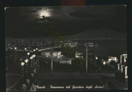 Napoli - Panorama Dal Giardino Degli Aranci [AA23-2.124 - Italie