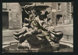 Roma - Fontana Delle Tariarughe [AA23-2.126 - Italie