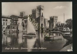 Lago Di Garda - Sirmione - Castello Scaligero [AA23-2.196 - Italie