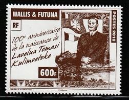 WALLIS Et FUTUNA - 2018 - Lavelua Tomasi Kulimoetoke - Wallis-Et-Futuna