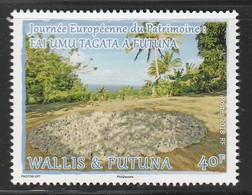 WALLIS Et FUTUNA - 2018 - Journée Européenne Du Patrimoine - Wallis-Et-Futuna