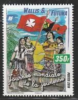 WALLIS Et FUTUNA - 2018 - Journée Mondiale De La Jeunesse - Wallis-Et-Futuna