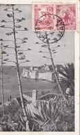CROATIE.  DUBROVNIK.  RARETE. PANORAMA . ANNEE 1952 - Croatie