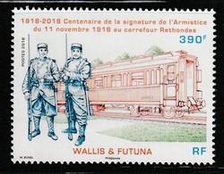 WALLIS Et FUTUNA - 2018 - Centenaire De La Signature De L'Armistice Du 11 Novembre 1918 - Wallis-Et-Futuna