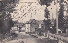 BLAINVILLE  CREVON  LE PONT - Frankreich