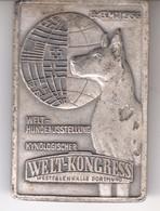 HUND  KYNOLOGISCHER KONGRES DORTMUND   5 X 3,5 CM - Animals