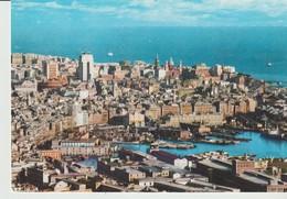 CPA - PHOTO - GENOVA - PANORAMA - GE 40 - - 1963 - Genova (Genoa)