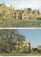 BARNWELL MANOR. 2 CARDS - England