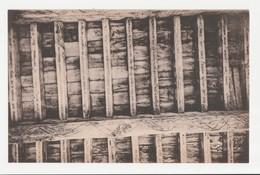173 - SAINT-MICHEL-DE-MONTAIGNE - Inscriptions Au Plafond De La Librairie Du Château De Montaigne (XIVe Siècle) - France