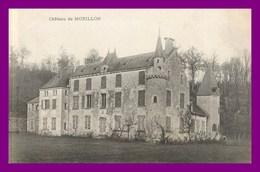 Azé * Chateau De Morillon    ( Scan Recto Et Verso ) - France