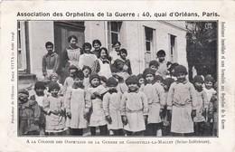Gonneville La Mallet   Colonie Des Orphelins - France