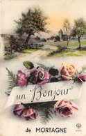 61 - Orne / 10082 - Mortagne - Un Bonjour - France