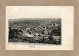 CPA - SAINT-STAIL (88) - Aspect Du Bourg Dans La Vallée De Grandrupt En 1911 - Autres Communes