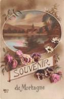 61 - Orne / 10083 - Mortagne - Carte Souvenir - France