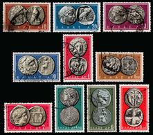 GREECE 1959 - Set Used - Grèce