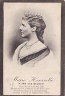 Marie Henriette, Reine Des Belges (pk53275) - Familles Royales