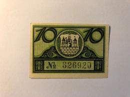 Allemagne Notgeld Allemagne Reichenbach 10 Pfennig - [ 3] 1918-1933 : République De Weimar