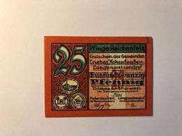 Allemagne Notgeld Allemagne Reichenfels 25 Pfennig - [ 3] 1918-1933 : République De Weimar
