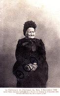 La Centenaire De MONTROEUL-AU-bOIS, Novembre 1908 -Sylvie-Marie-Adélaïde Quiévreux Née à Forest-lez-Anvaing - Frasnes-lez-Anvaing