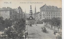 AK 0097  Wien - Praterstern Mit Tegetthoff-Monument / Verlag Sperling Um 1910 - Prater