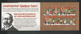 Denmark 1983 Christmas Seals Booklet  ** - Booklets