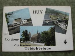HUY - UN BONJOUR DU TELEPHERIQUE ( 2 Scans ) - Hoei