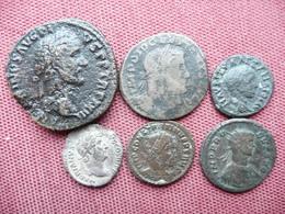 LOT De Monnaies Antiques à Identifier !!! - Monnaies Antiques
