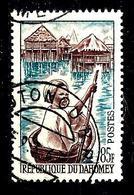 DAHOMEY 190° 85f Bleu Et Violet-brun Jeune Piroguièr à Ganvié (10% De La Cote + 015) - Bénin – Dahomey (1960-...)