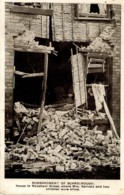 YORKS - SCARBOROUGH - BOMBARDMENT - HOUSE IN WYKEHAM STREET Y807 - Scarborough