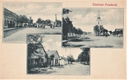 Pomáz  - Herold Vilmos , Tóth Pál  ,  Pest - Hongrie