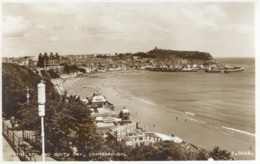 YORKS - SCARBOROUGH - THE SPA AND SOUTH BAY RP Y2111 - Scarborough