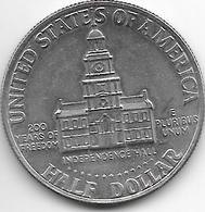 Usa 1/2 Dollar 1976  Km 205 - Federal Issues