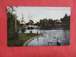 Canada > British Columbia > Victoria   Lake At Beacon Hill Park   Ref 3094 - Victoria