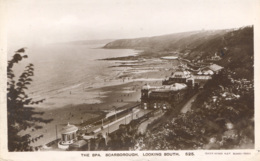 YORKS - SCARBOROUGH - THE SPA LOOKING SOUTH RP Y2646 - Scarborough