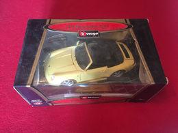 Porsche 911 Carrera Cabriolet (1994)  1/18 Burago - Burago