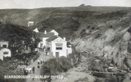 YORKS - SCARBOROUGH - SCALBY MILLS Y1927 - Scarborough