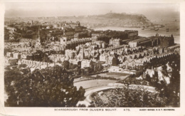 YORKS - SCARBOROUGH - FROM OLIVER'S MOUNT RP Y2062 - Scarborough