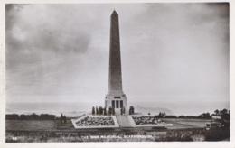 YORKS - SCARBOROUGH - THE WAR MEMORIAL RP Y2021 - Scarborough
