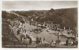 YORKS - SCARBOROUGH - YACHTING LAKE, PEASHOLME PARK RP Y2049 - Scarborough