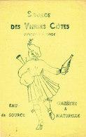 BUVARD VIEILLES COTES JUVISY SUR ORGE - Buvards, Protège-cahiers Illustrés
