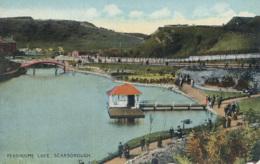 YORKS - SCARBOROUGH -  PEASHOLME LAKE Y2632 - Scarborough