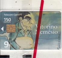 AZORES ISL.(PORTUGAL) - Vitorino Nemesio, Tirage 36000, 01/02, Mint - Other - Europe